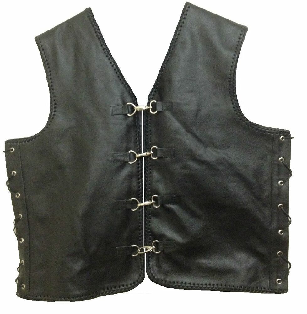 Motorcycle vests from Milwaukee, Roland Sands, River Road, and more are in-stock now. Find all-weather, concealed carry, and leather motorcycle vests. Motorcycle Vest & Leather Vests. We also offer stylish leather motorcycle vests for men and women from top brands like Milwaukee Motorcycle Clothing Company.