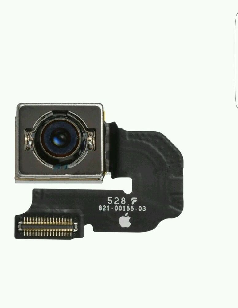 oem iphone 6s 4 7 rear back camera module flex cable connects to motherboard ebay. Black Bedroom Furniture Sets. Home Design Ideas