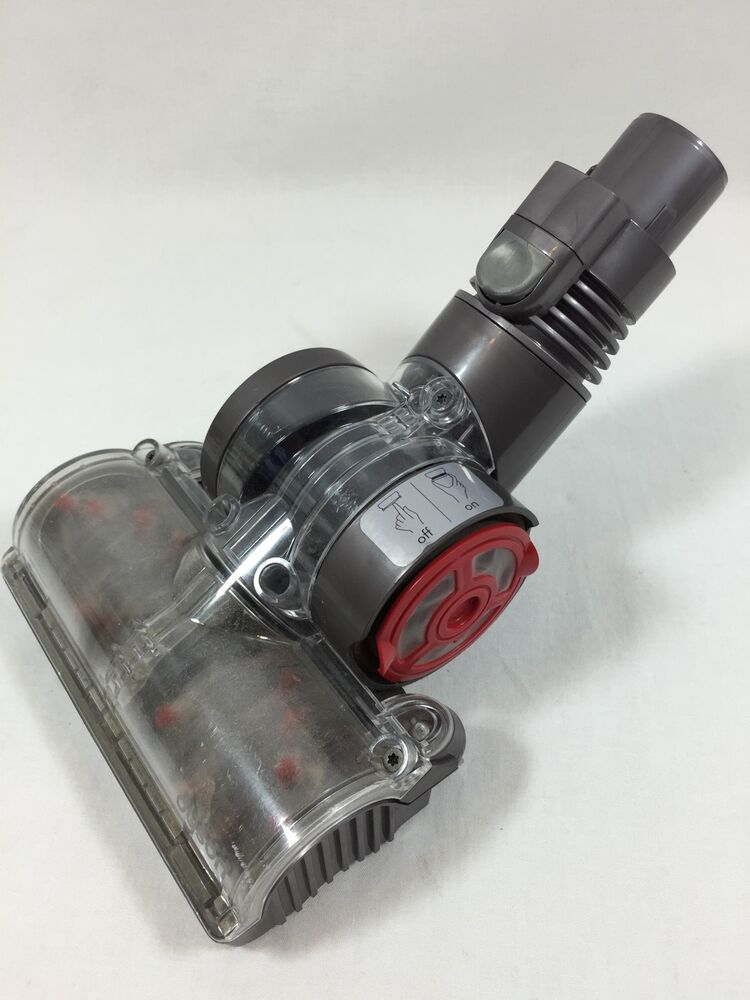 Dyson Dc17 Animal Vacuum Mini Turbine Head Attachment Used