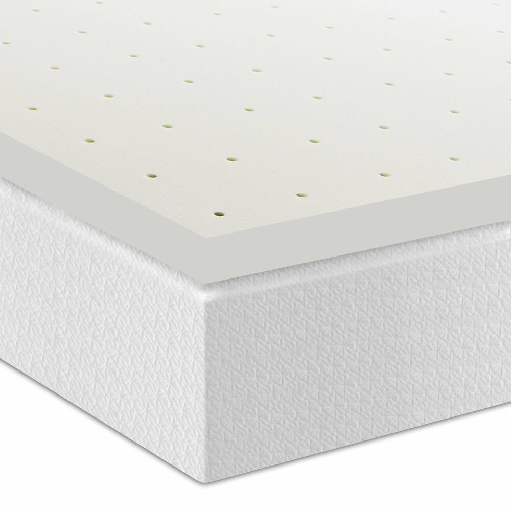 Best Price Mattress 3 Premium Ventilated Memory Foam Mattress Topper Ebay