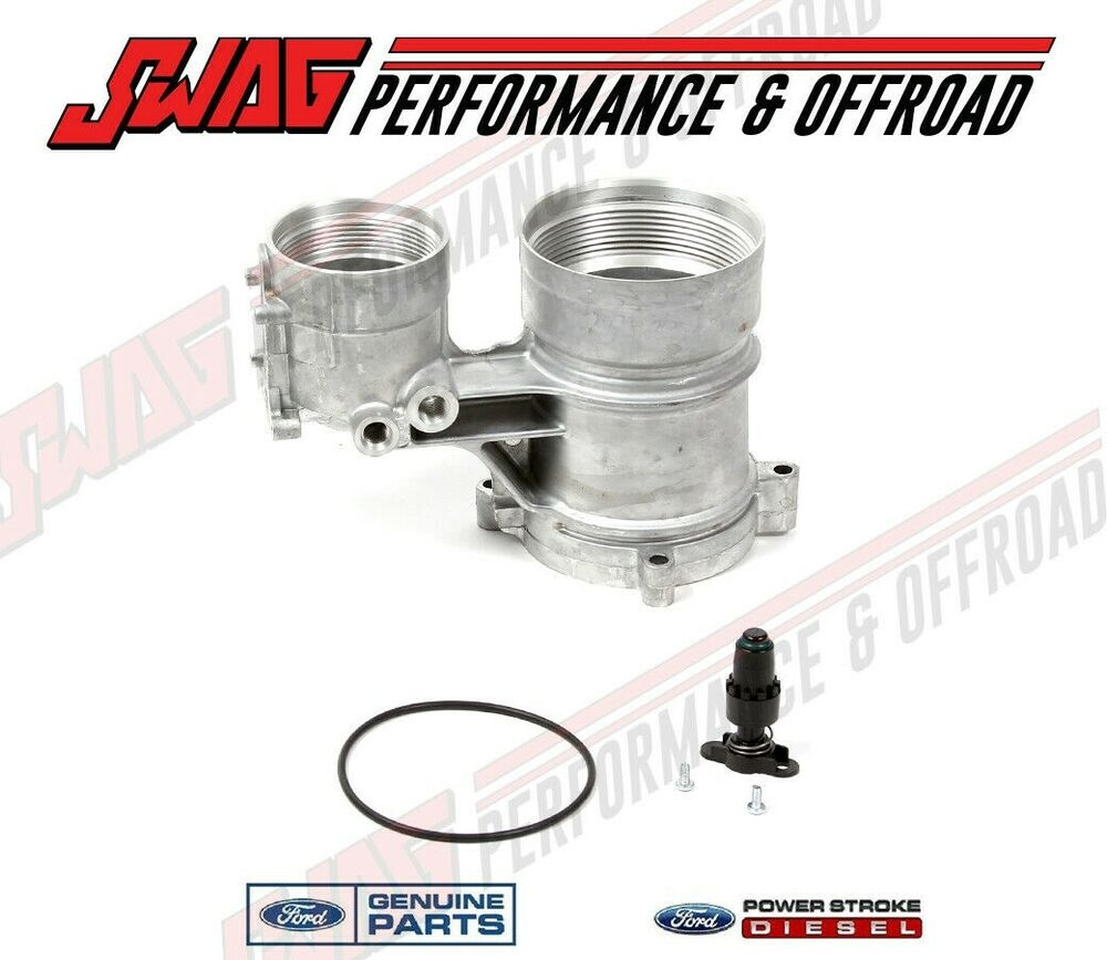 03  Fuel Filter Housing Early Build 9c166