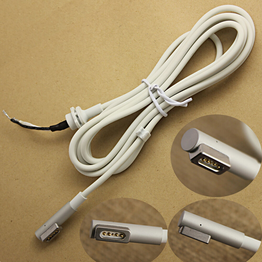 macbook 45w 60w 85w ac power adapter dc repair cord cable l connector c30 ebay. Black Bedroom Furniture Sets. Home Design Ideas