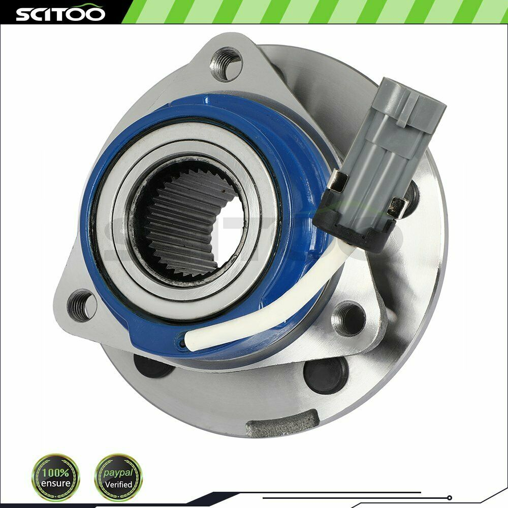 1 New Front L Or R Wheel Hub Bearing Assembly For 1997