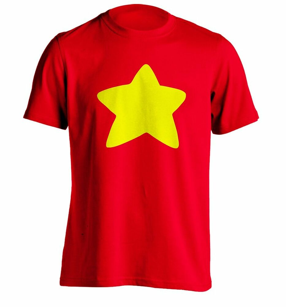 Steven universe star mens printing t shirt personalized for Personal t shirt printing