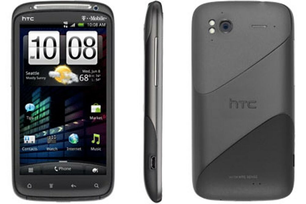 HTC Sensation - 1GB - (T-MOBILE) Black EXCELLENT CONDITION Smartphone 5025743734635 | eBay