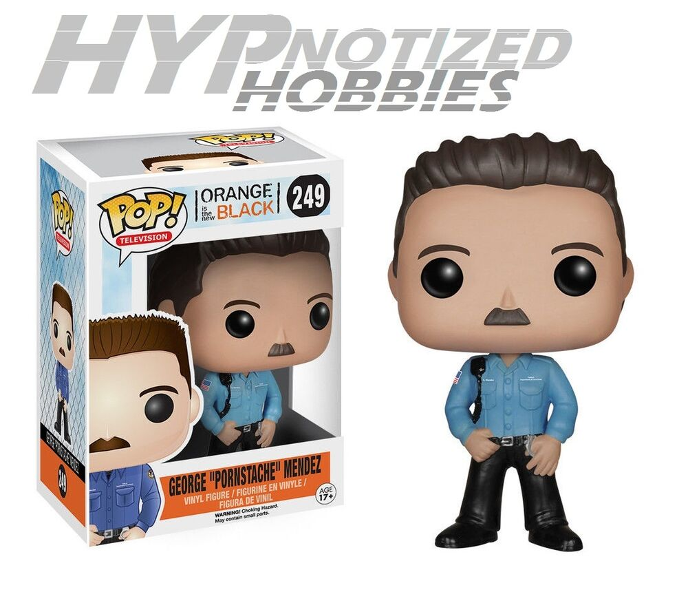 Funko Pop Television: FUNKO POP TELEVISION ORANGE IS THE NEW BLACK GEORGE