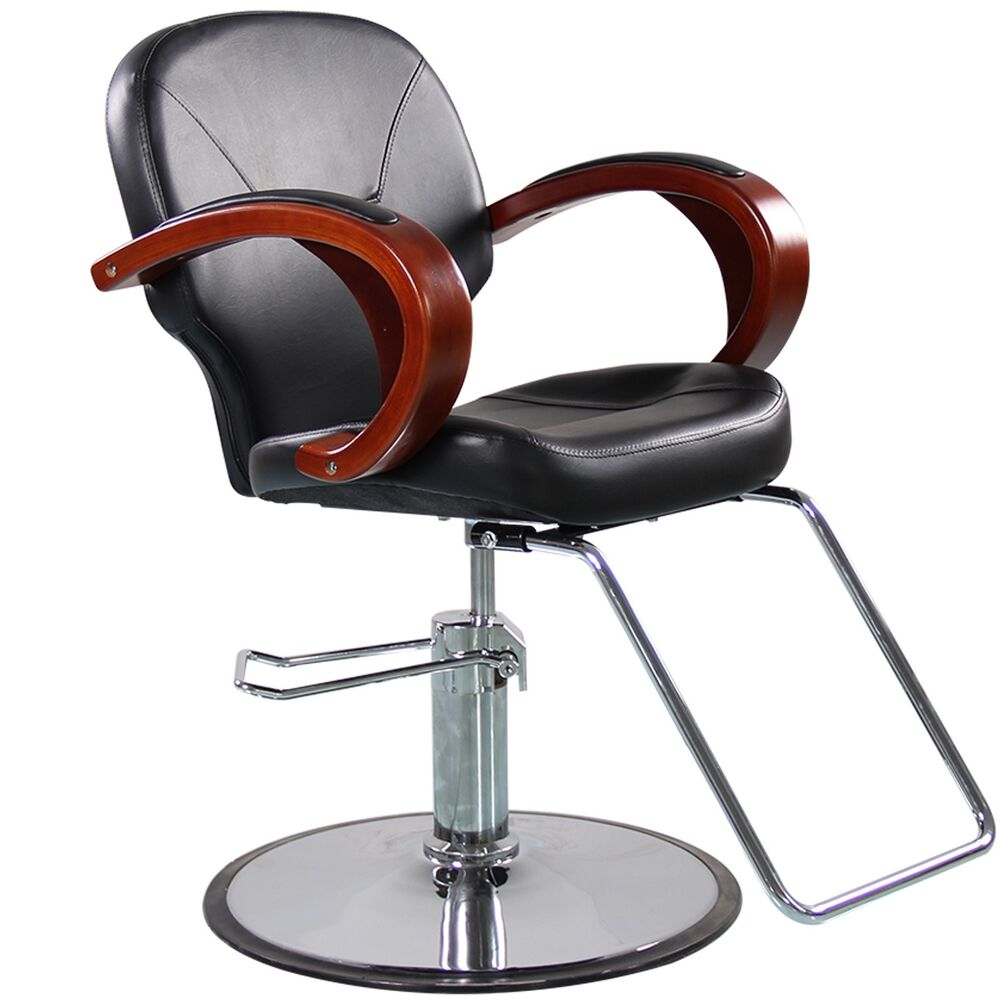 hydraulic hair styling chairs classic hydraulic barber black chair hair cutting cape 7463