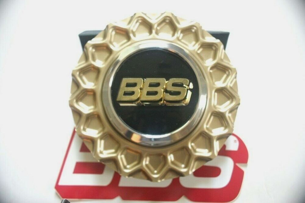 bbs super rs center cap assembly gold color ebay. Black Bedroom Furniture Sets. Home Design Ideas