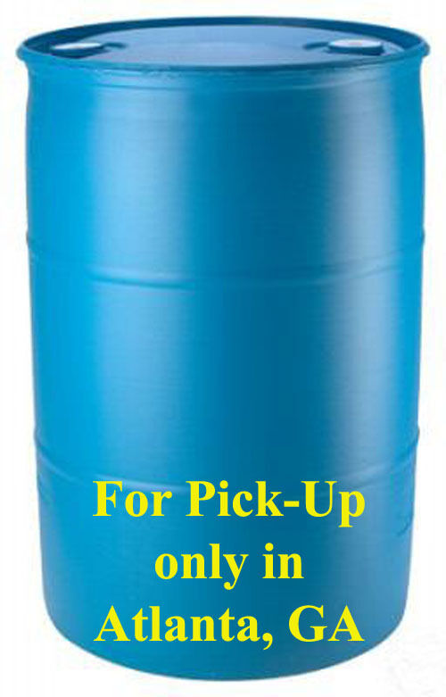 55 Gallon Emergency Water Storage Drum Barrel Clean Bpa