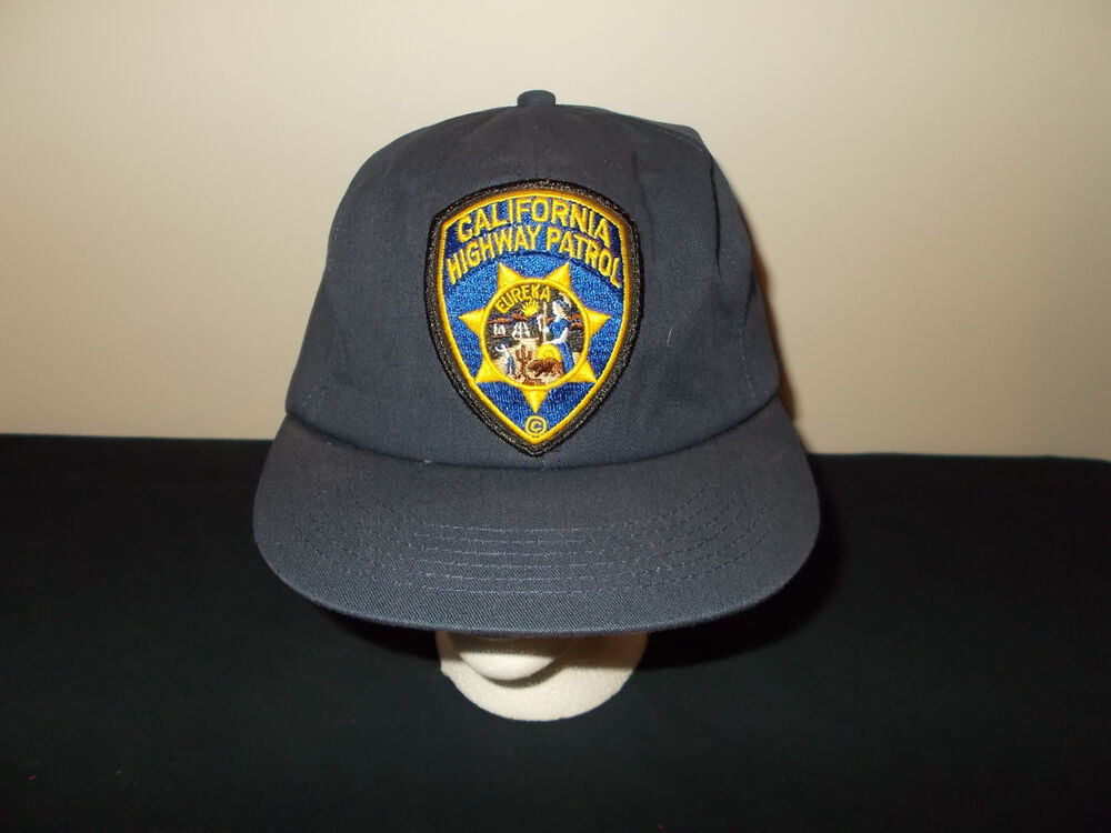 VTG-1980s California Highway Patrol CHIPs police patch ...