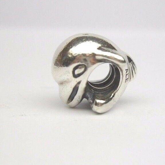 Retired Pandora Dolphin Charm Sterling Silver S925 Ale