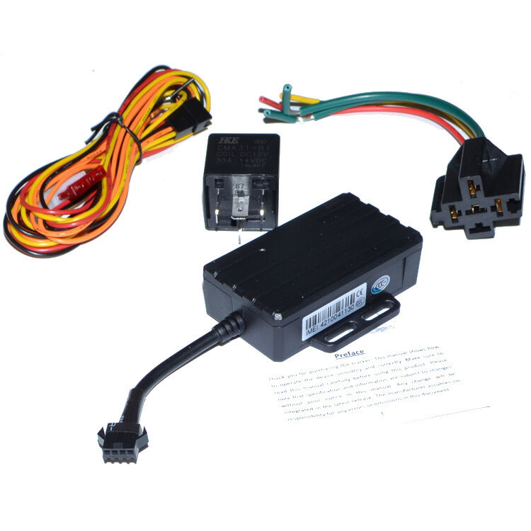 LK210 Motorcycle Vehicle Car GPS Tracker GPS GSM GPRS Real Time Tracking Device | eBay