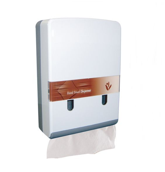 Wall mounted paper hand towel dispenser case for bathroom toilet made in korea ebay for Home bathroom paper towel dispenser