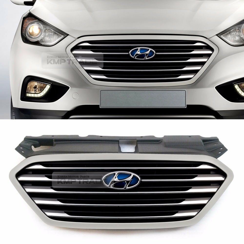 oem genuine parts fuel cell radiator grille for hyundai. Black Bedroom Furniture Sets. Home Design Ideas