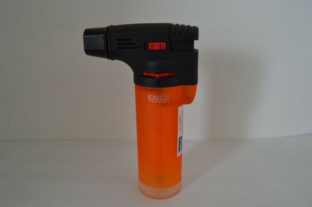 Eagle Jet Torch Adjustable Flame Lighter Butane Refillable