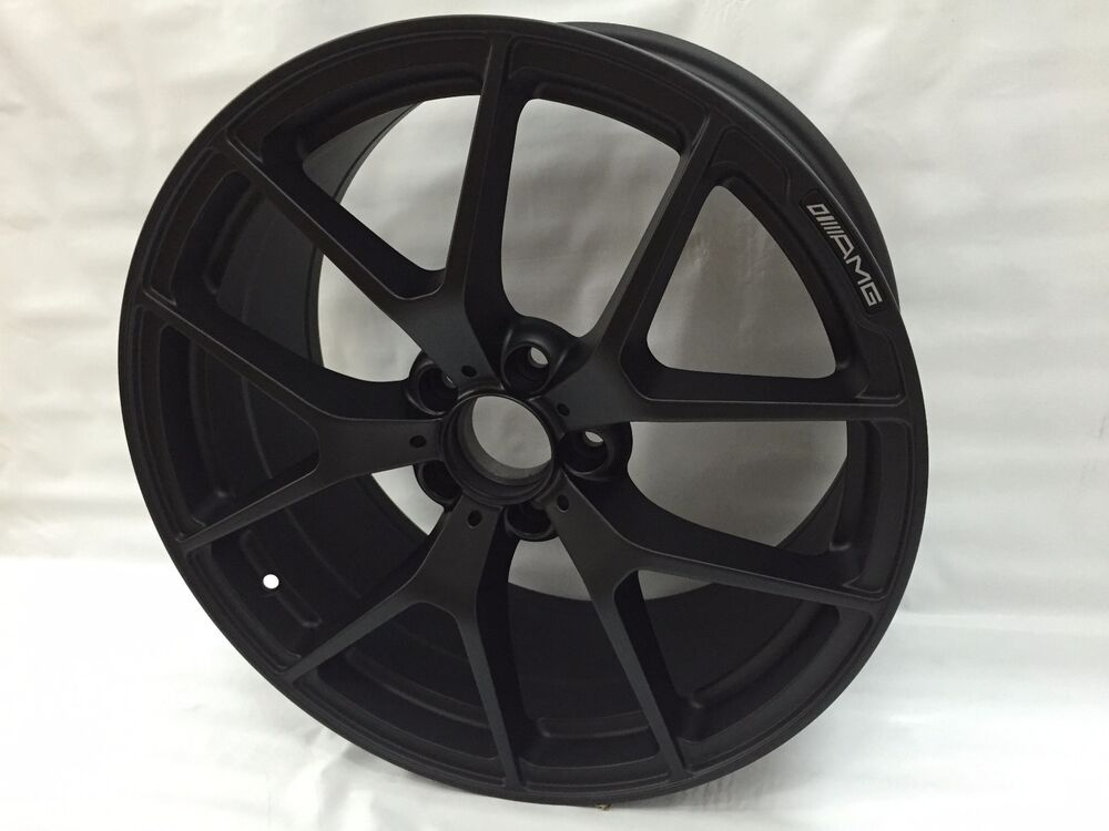 New 19 mercedes benz c63 c class c250 c300 c350 cla e350 for Mercedes benz wheels rims