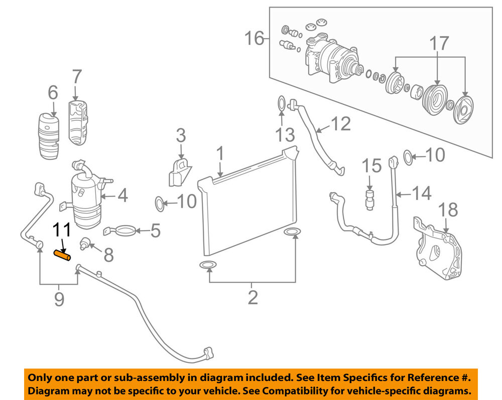 service manual  how to replace ac tube in a 2011 bentley