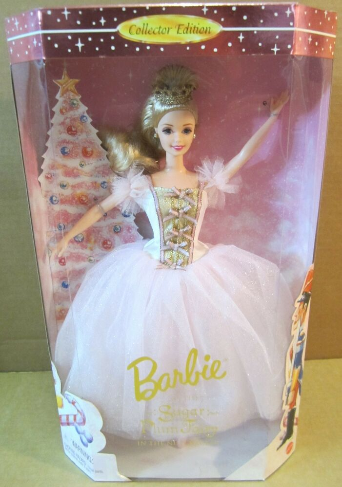 barbie in the nutcracker doll - photo #39