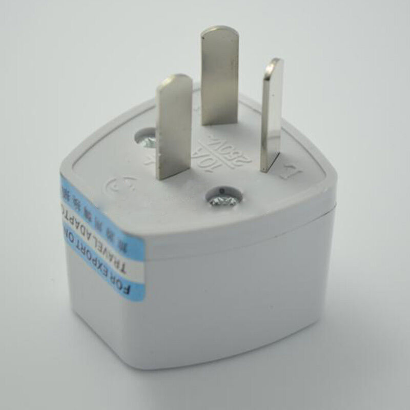 Eu To Aus Travel Adapter Qc2 0 Qc3 0 Adapter 9v 1 67a Android Adapter Realm Microsoft Xbox Wireless Adapter Xbox 360: UK US EU Universal To AU 3 Pin Plug AC Power Adapter