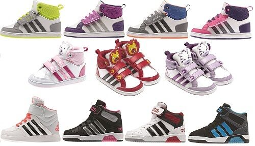 adidas neo hoops animal mid bb9tis babyschuhe kinder. Black Bedroom Furniture Sets. Home Design Ideas