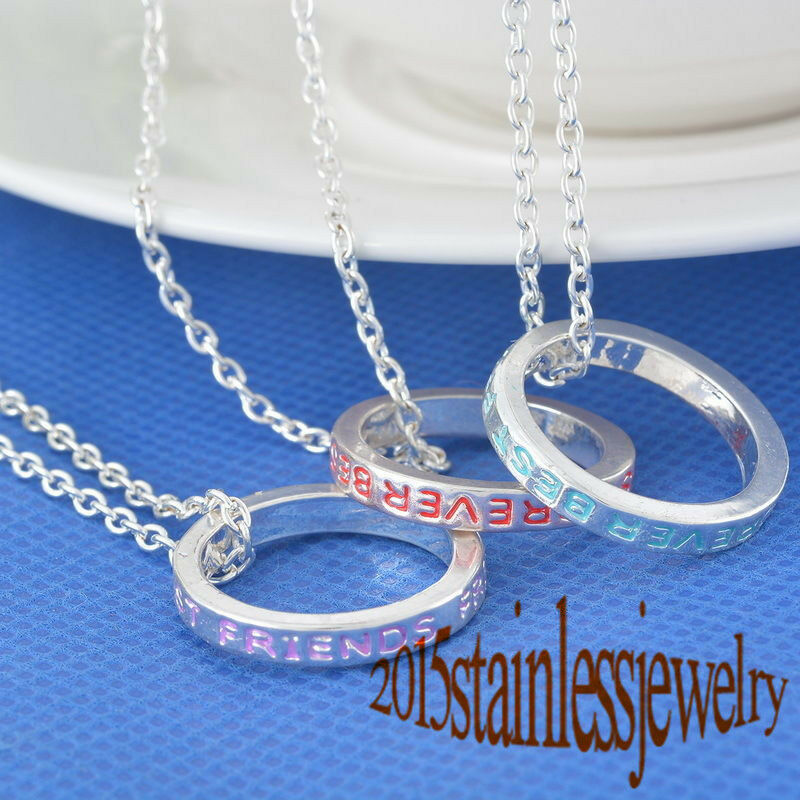 how to make friendship necklaces for 3