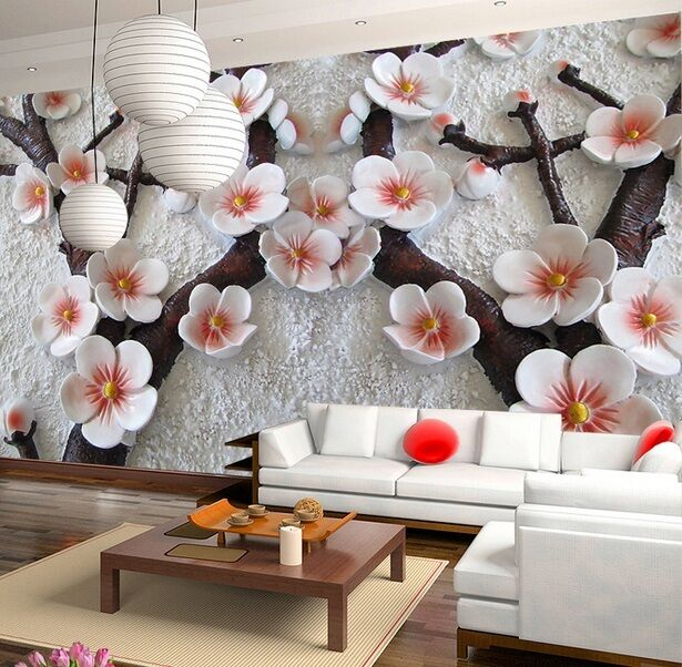 3d wallpaper bedroom mural roll modern luxury embossed for 3d wallpaper for home decoration india