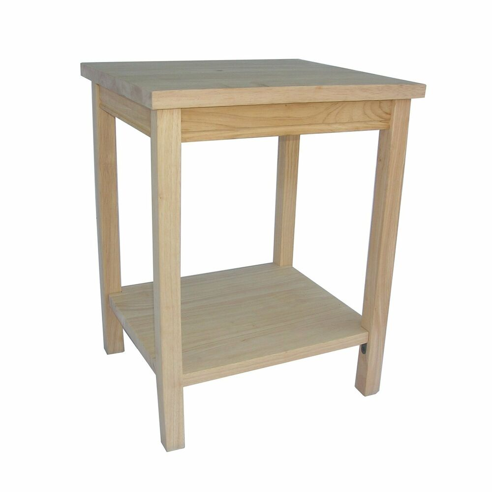 International concepts ot 41 accent table ebay for Accent end tables