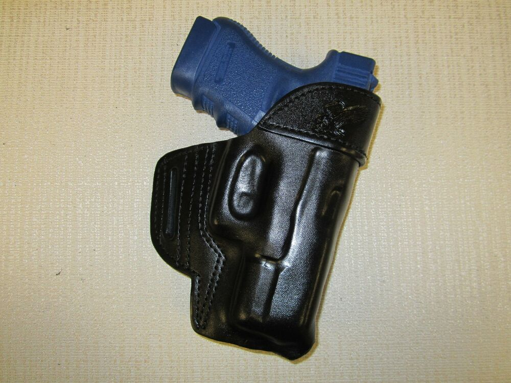 GLOCK 30,30s,29,29s formed leather,owb belt holster | eBay