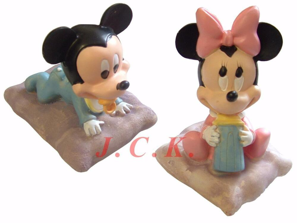 Baby minnie mickey mouse christening 1st birthday shower for Baby minnie mouse party decoration