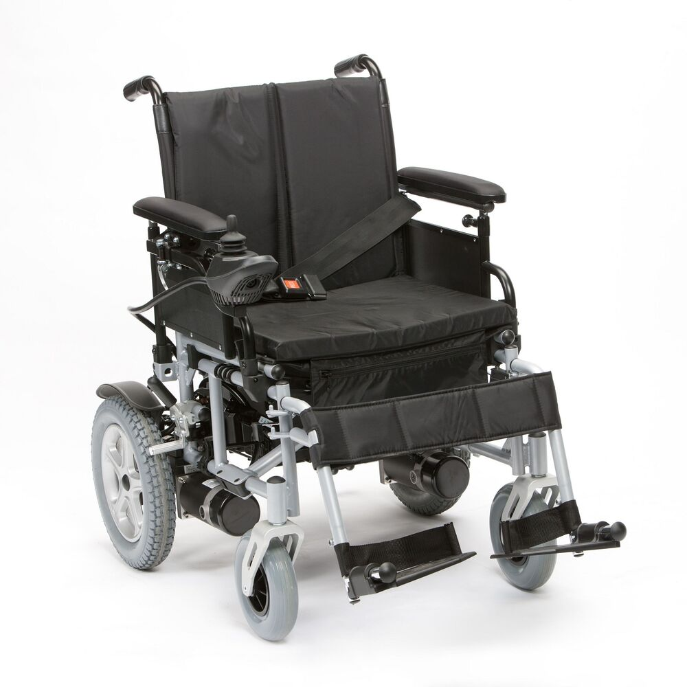 Cirrus Folding Powerchair Electric Wheelchair 4mph And