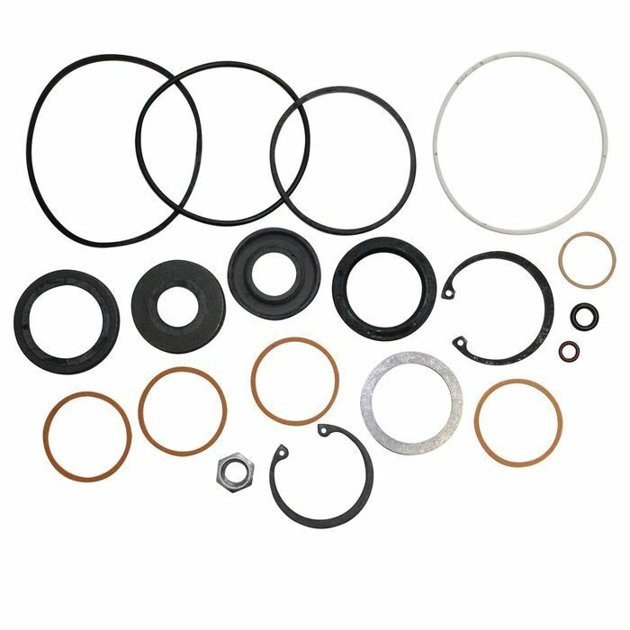 Rack And Pinion Seal Kit-Power Steering Repair Kit Fits 98