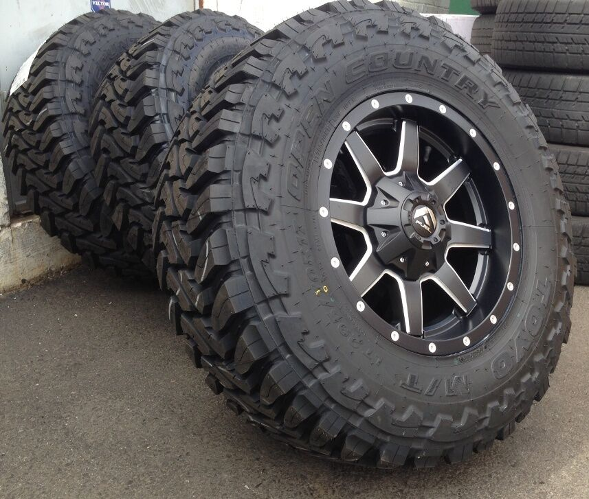 black wheels jeep wrangler jk tj 33 toyo mt tires package ebay. Cars Review. Best American Auto & Cars Review