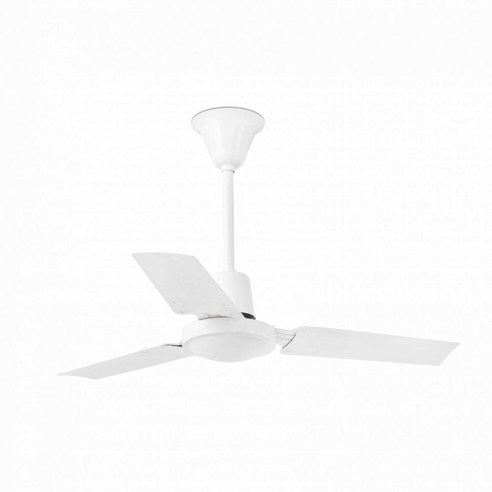 Details About Modern Ceiling Fan Faro Mini Indus White 92cm 36 With 5 Sd Wall Control