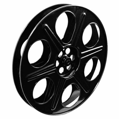 Home Theater Movie Reel Art Wall Décor