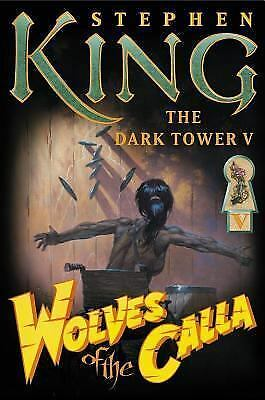 The Dark Tower V Wolves of the Calla Stephen King 2003 1st Trade Edition HC/DJ