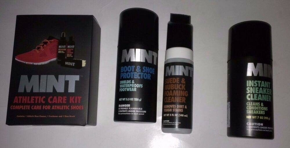 Mint Shoe Cleaner Review