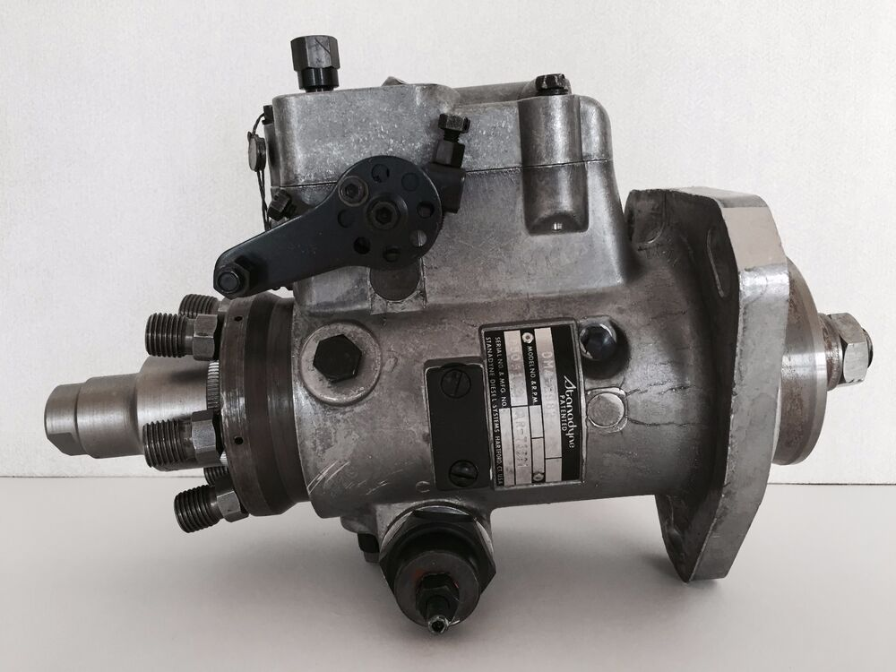 Jd Tractor Fuel Pumps : John deere tractor diesel fuel injection pump