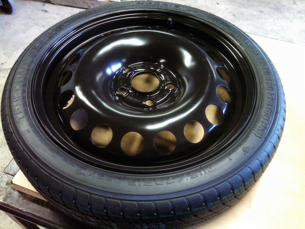 2011 2012 2013 2014 2015 chevy cruze spare tire wheel donut 16 with jack tools ebay. Black Bedroom Furniture Sets. Home Design Ideas