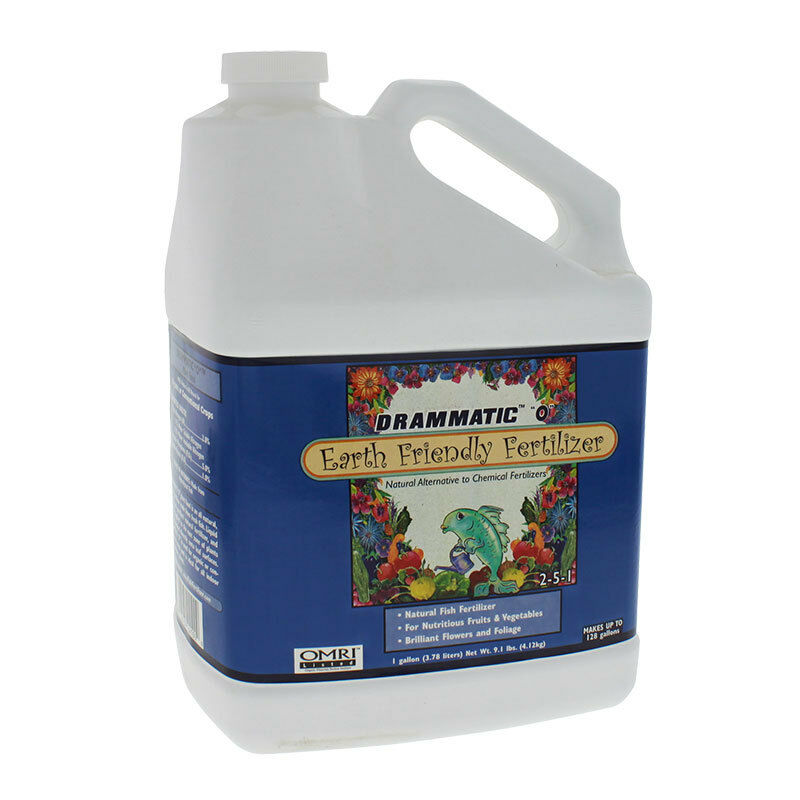 Drammatic o liquid fertilizer 2 5 1 natural 100 organic - When to fertilize vegetable garden ...