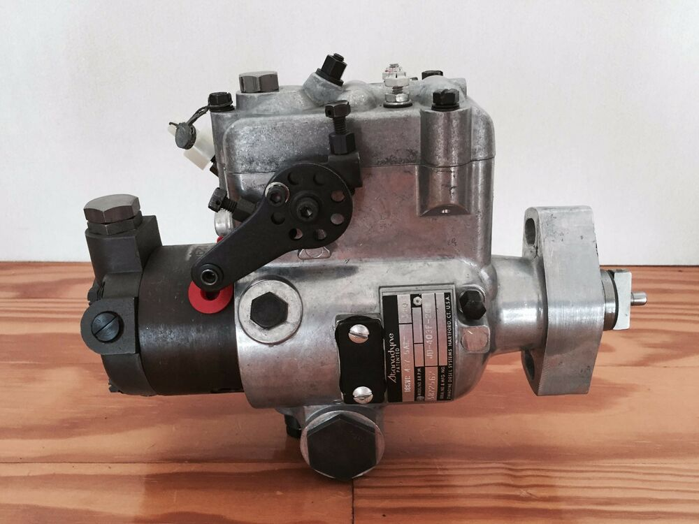 Teledyne Continental Motors Jd403 Industrial Engine Diesel