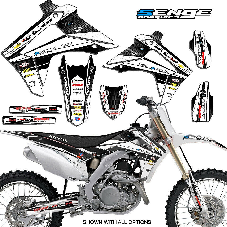 1995 1996 1997 cr 125 graphics kit cr125 cr125r 125r r for Sticker deco