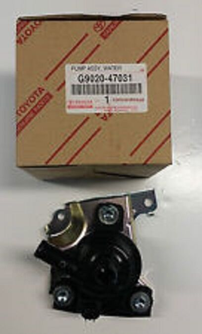 2011 2015 Toyota Prius New Factory Inverter Water Pump