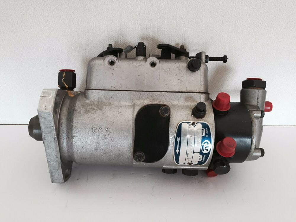 Perkins 4 107 Engine Diesel Fuel Injection Pump New C A