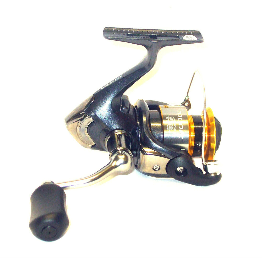 Shimano sedona fe spinning fishing reel brand new with 10 for Fishing reel brands