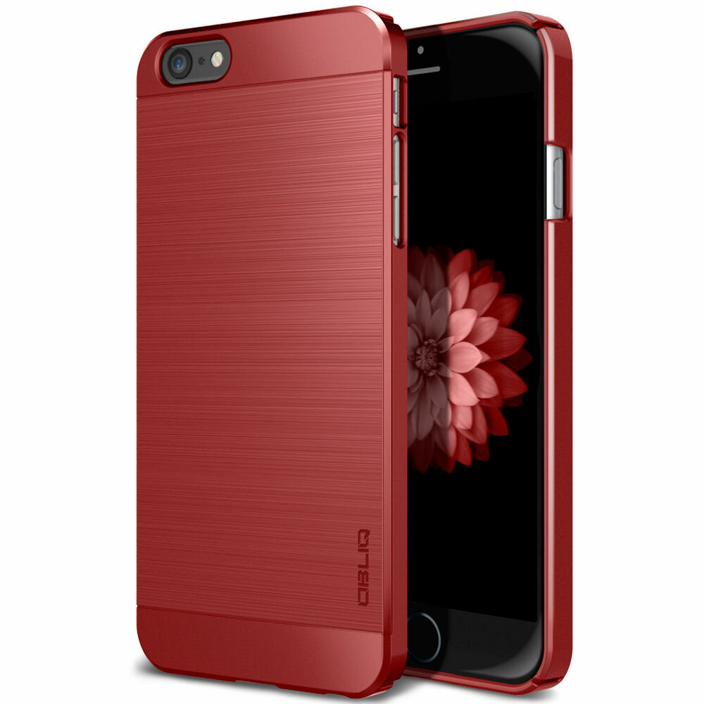 thin iphone case iphone 6 6s plus ultra thin metallic obliq 13103