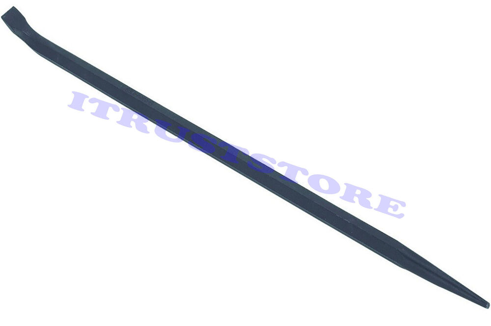Metal Alignment : Inch long hex steel metal hole alignment aligning pry