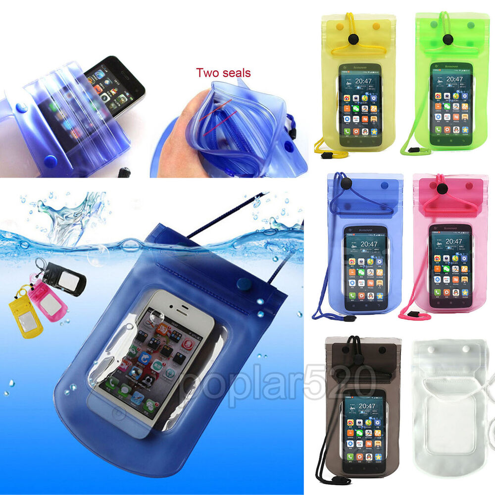 galaxy iphone 5s case waterproof underwater bag pouch for samsung 4785