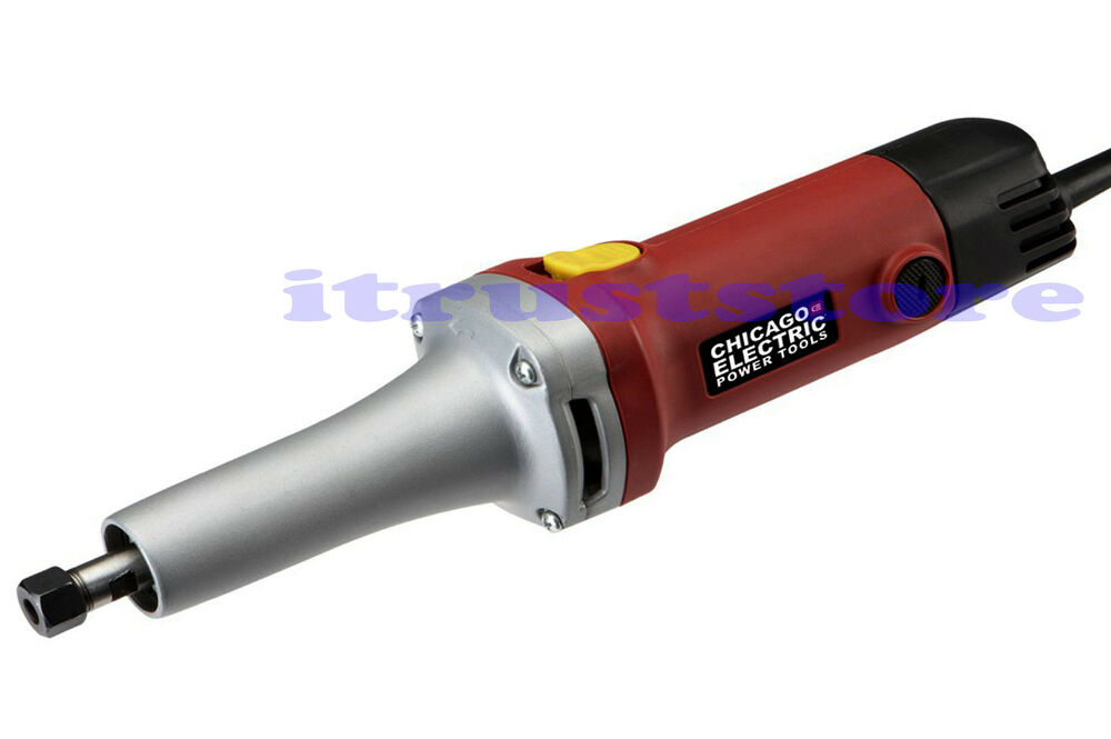 Electric Grinder Tool ~ High speed long shaft electric power rotary die grinder