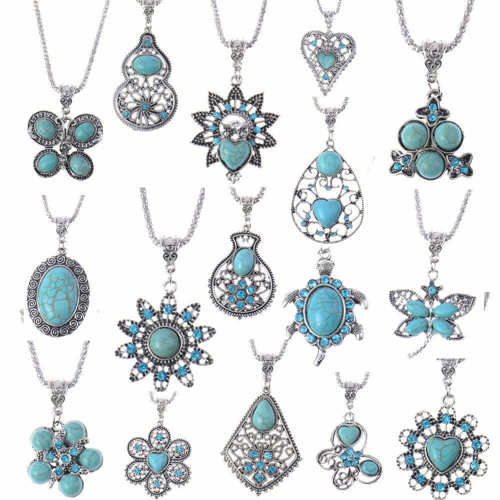 Shop jewelry for women on sale with wholesale cheap price and fast delivery, and find more womens fashion vintage turquoise jewelry & bulk jewelry online with drop shipping.