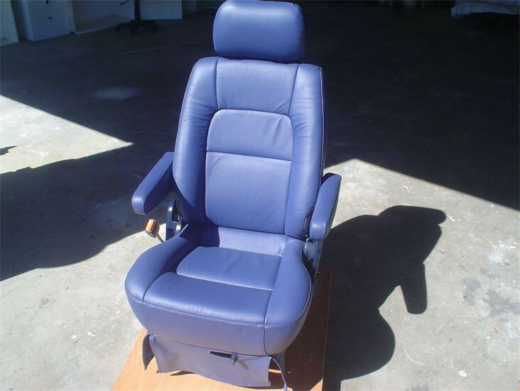 Motorhome Seat CAPTAINS CHAIR for bus conversion or motor